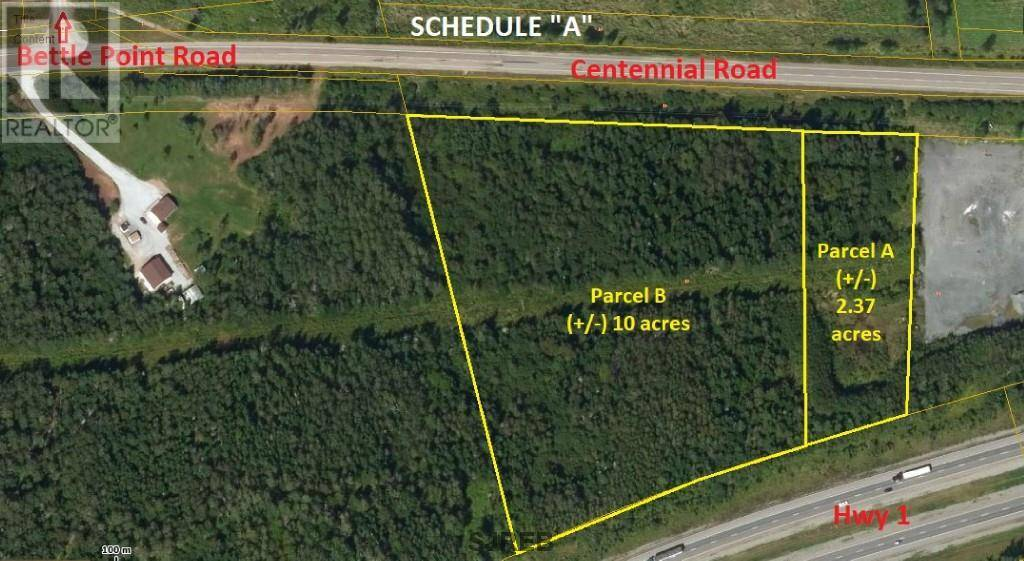 Residential property for sale at  Centennial Rd Unit Lot B Passekeag New Brunswick - MLS: SJ165442