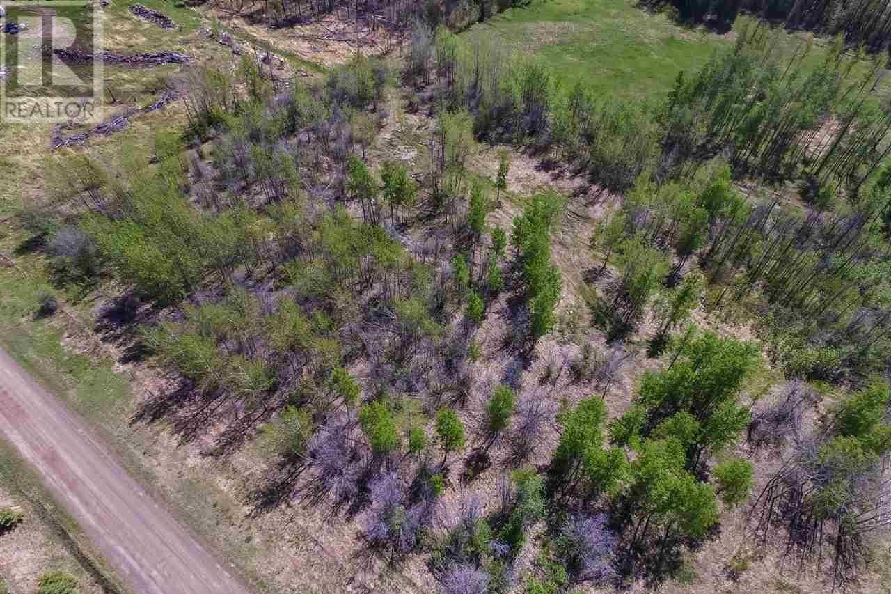 Residential property for sale at B Jensen Ave Unit LOT Charlie Lake British Columbia - MLS: R2512637