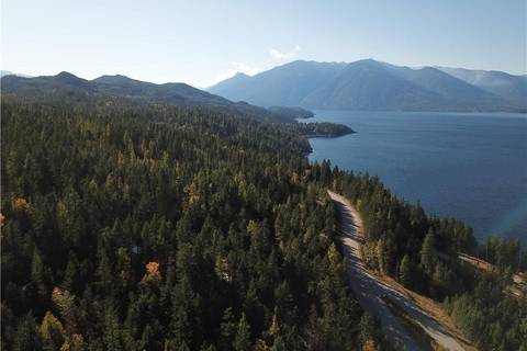 Home for sale at 0 Riondel Rd Kootenay Bay British Columbia - MLS: 2434158