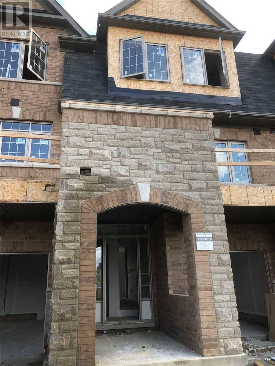 Townhouse for sale at 0 B367u2 Fruitvale Circ Unit 17 Brampton Ontario - MLS: W4510944