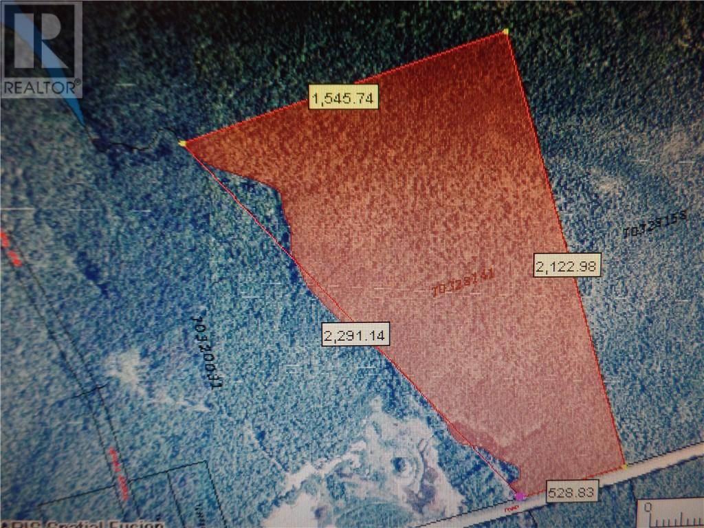Residential property for sale at 0 Bateman Mill Rd Shediac Cape New Brunswick - MLS: M110367