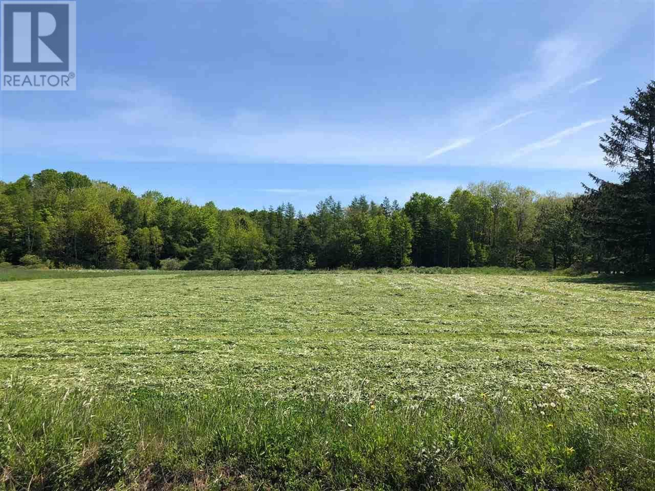 Residential property for sale at 609 Rock Rd Unit Lot Black Grafton Nova Scotia - MLS: 201813136