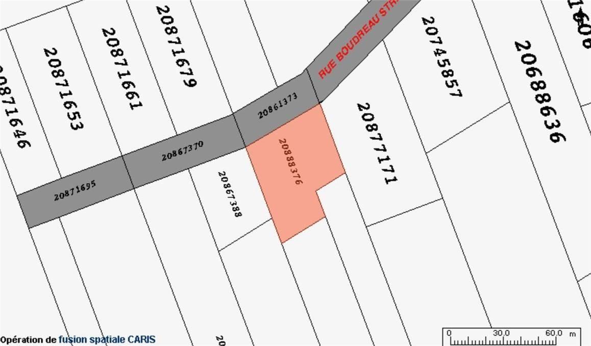 Home for sale at  Boudreau Rd Unit Lot Caraquet New Brunswick - MLS: NB030290
