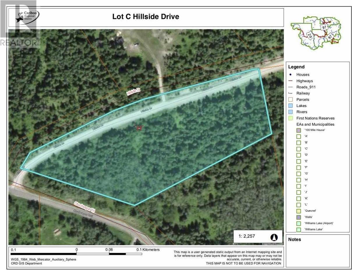 Home for sale at  Hillside Dr Unit Lot C Forest Grove British Columbia - MLS: R2434064
