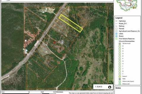 Residential property for sale at  Lake Rd Unit Lot C Quesnel British Columbia - MLS: R2382295