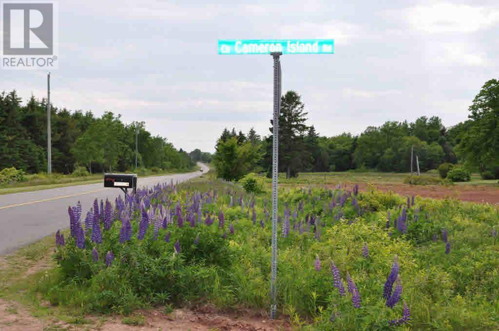 Residential property for sale at  Island Rd Unit Lot Cameron Point Prim Prince Edward Island - MLS: 201805535