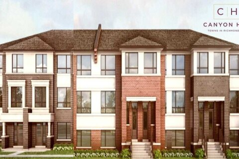 Townhouse for sale at Lot Canyon Hill Ave Richmond Hill Ontario - MLS: N5076853