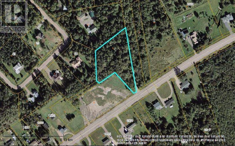 Residential property for sale at 0 Chemin Louis Landry Rd Grand Barachois New Brunswick - MLS: M119088