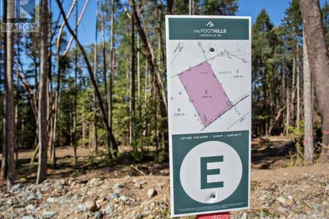 Home for sale at  Spence's Wy E Unit Lot Lantzville British Columbia - MLS: 452703