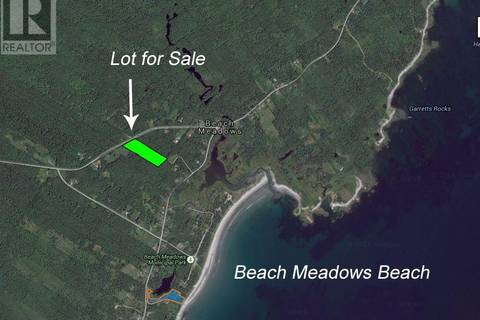 Home for sale at  Shore Rd Unit Lot Eastern Beach Meadows Nova Scotia - MLS: 201606605