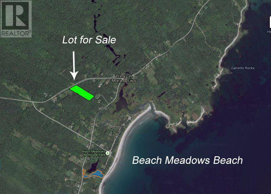 Residential property for sale at  Shore Rd Unit Lot Eastern Beach Meadows Nova Scotia - MLS: 201606605