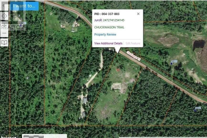 Residential property for sale at F Chuckwagon Tr Unit LOT Forest Grove British Columbia - MLS: R2471829
