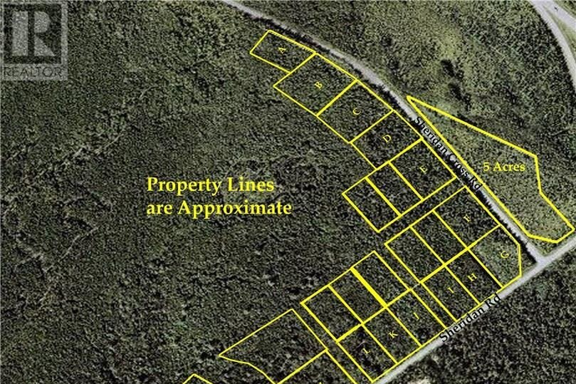 Residential property for sale at Lot G Sheridan Cross Rd Bouctouche New Brunswick - MLS: M125310