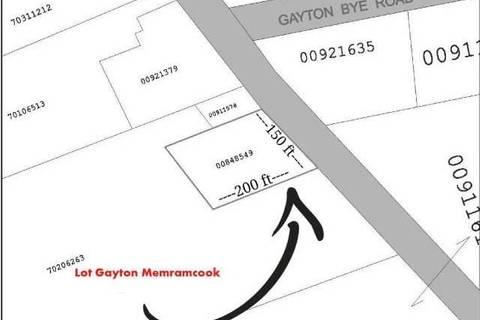 Home for sale at 0 Gayton  Memramcook New Brunswick - MLS: M122869