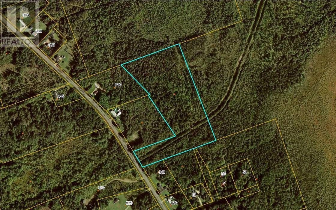 Residential property for sale at 0 Gray Rd St. Charles-de-kent New Brunswick - MLS: M126636