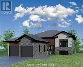 House for sale at  Lot Hollybrook  Azilda Ontario - MLS: 2083960