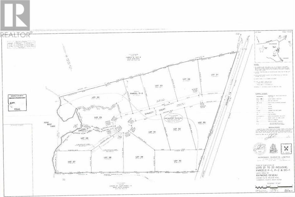Residential property for sale at  14 Hy Unit Lot Hwy Sherwood Nova Scotia - MLS: 201922784
