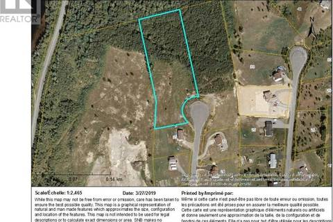 Home for sale at  Kelsey Dr Unit Lot Grafton New Brunswick - MLS: NB021323