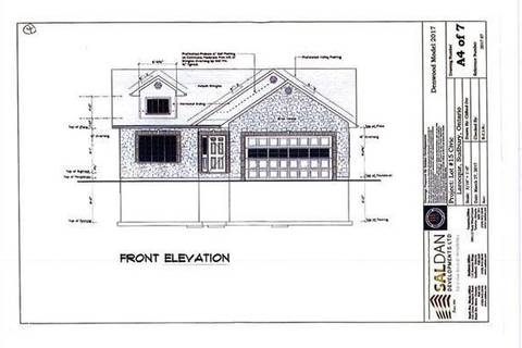 House for sale at  Lot Larocque  Val Caron Ontario - MLS: 2068914