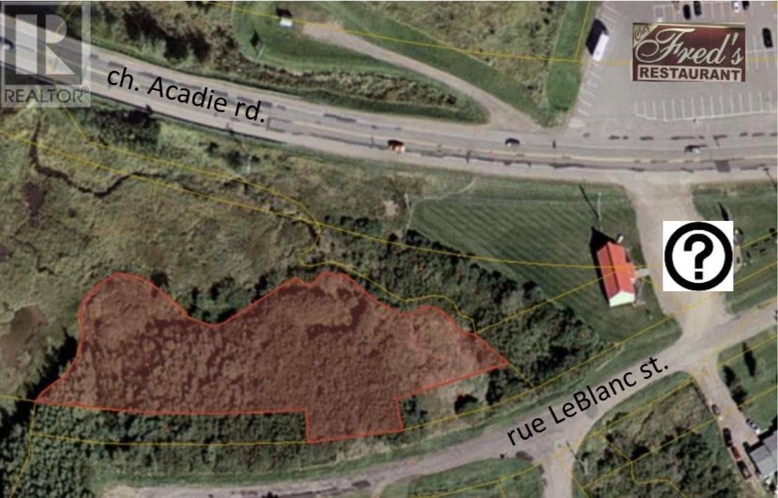 Home for sale at 0 Leblanc  Cap Pele New Brunswick - MLS: M126264