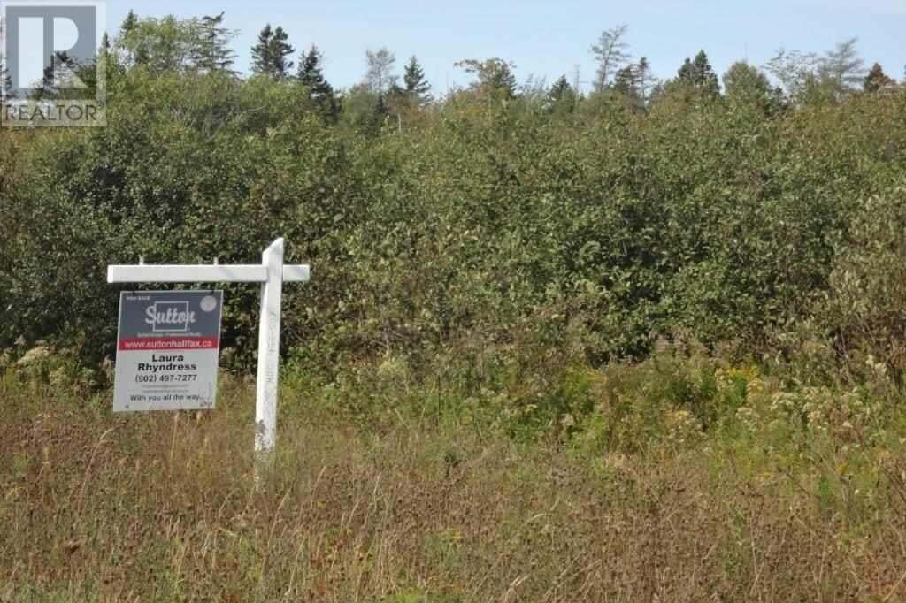 Residential property for sale at Lot Main St Unit Lot Westphal Nova Scotia - MLS: 201904765