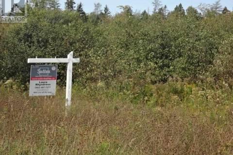 Residential property for sale at  Main St Unit Lot Westphal Nova Scotia - MLS: 201904765
