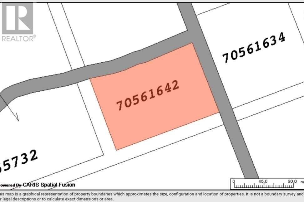 Residential property for sale at Lot Monteagle Rd Salisbury New Brunswick - MLS: M125869