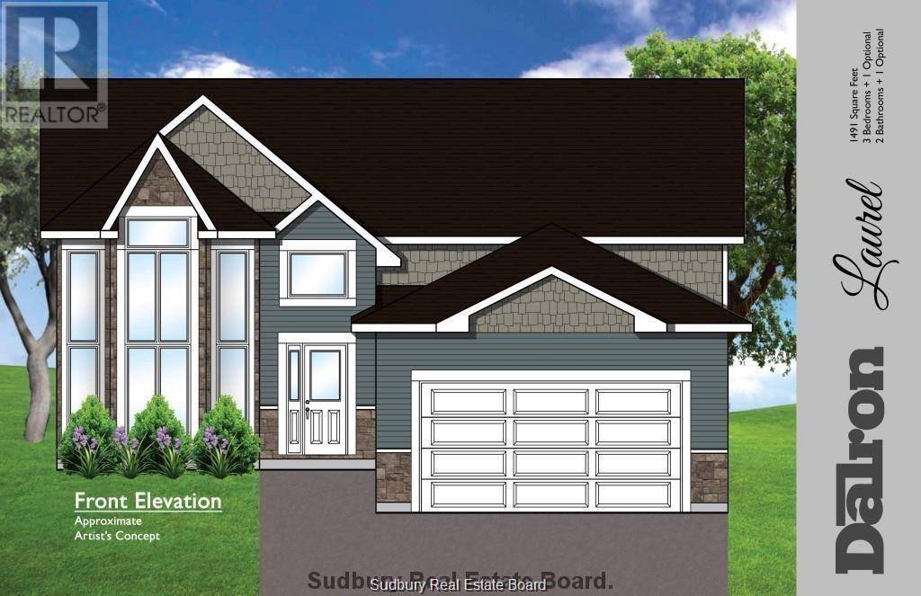 House for sale at  Lot Montrose  Sudbury Ontario - MLS: 2067556