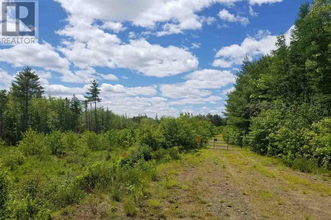 Residential property for sale at Lot Naugler Rd Pine Grove Nova Scotia - MLS: 202000532
