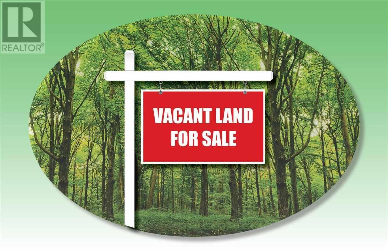 Home for sale at  Elm Rd Unit Lot New Chelsea Nova Scotia - MLS: 202002848