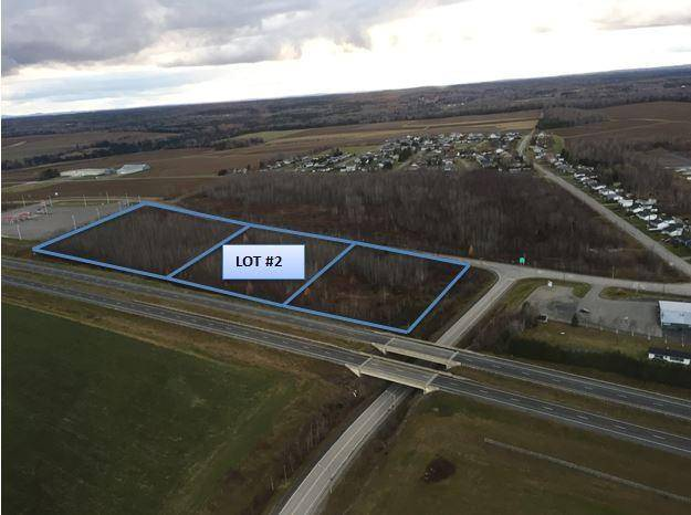 Residential property for sale at  Lot Ouellette  Grand-sault New Brunswick - MLS: 16-9910