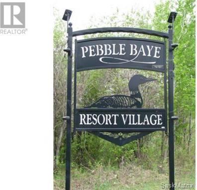 Home for sale at  Lot Pebble Baye  Iroquois Lake Saskatchewan - MLS: SK782252