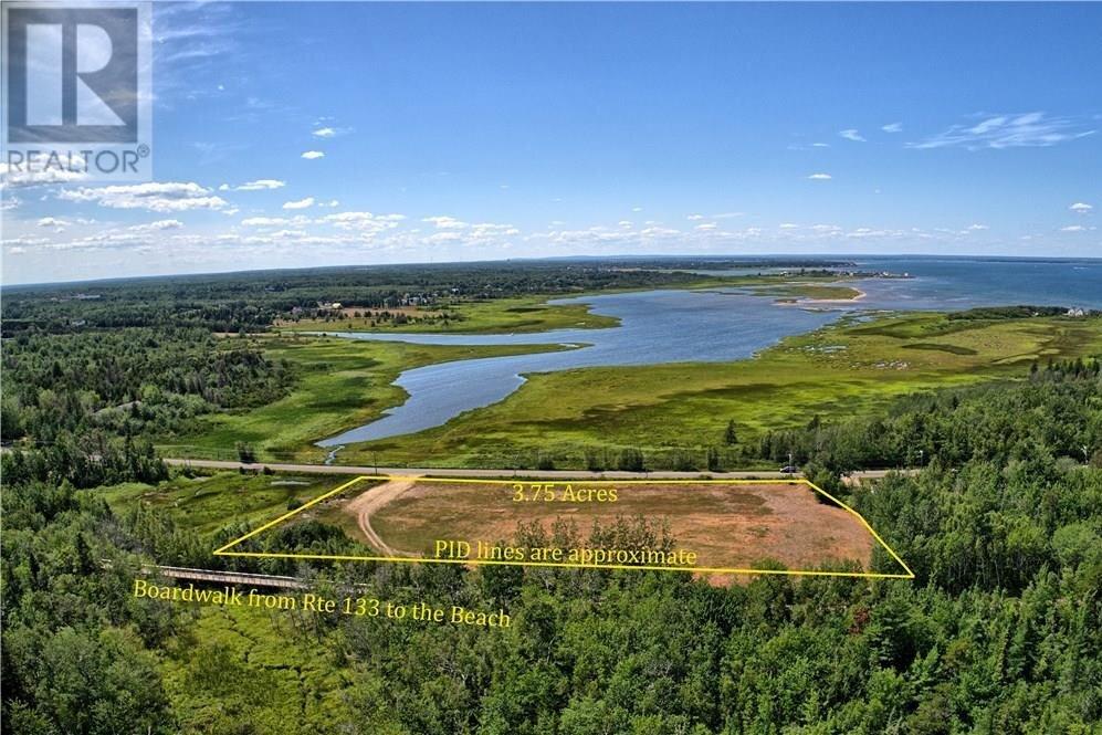 Home for sale at Lot Pointe Aux Bouleaux  Grand Barachois New Brunswick - MLS: M130211