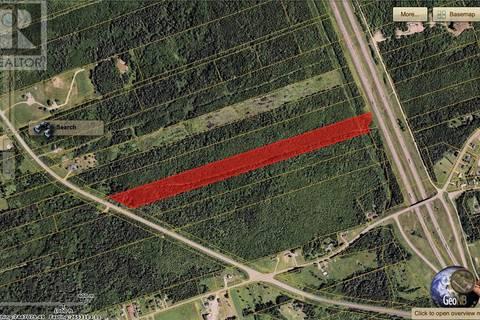 Residential property for sale at 0 Renaissance  Memramcook New Brunswick - MLS: M123302