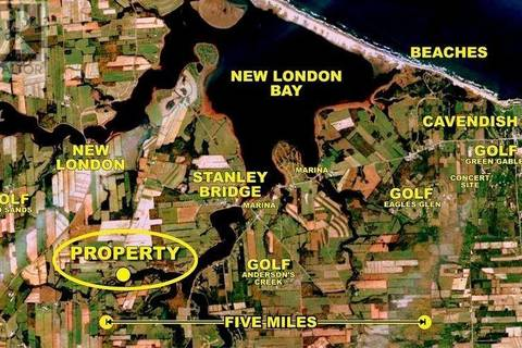 Home for sale at  Riverview Dr Unit Lot New London Prince Edward Island - MLS: 201907434