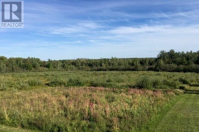 Residential property for sale at Lot Route 535  Notre Dame New Brunswick - MLS: M132013
