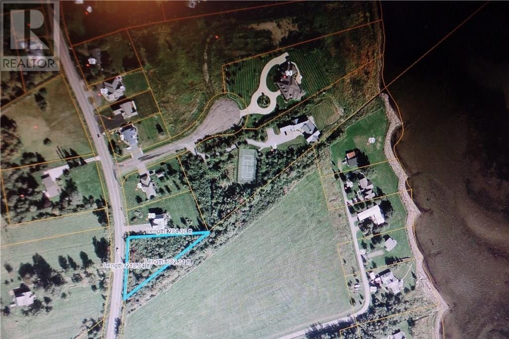 Residential property for sale at Lot Rte 134  Shediac Cape New Brunswick - MLS: M118862