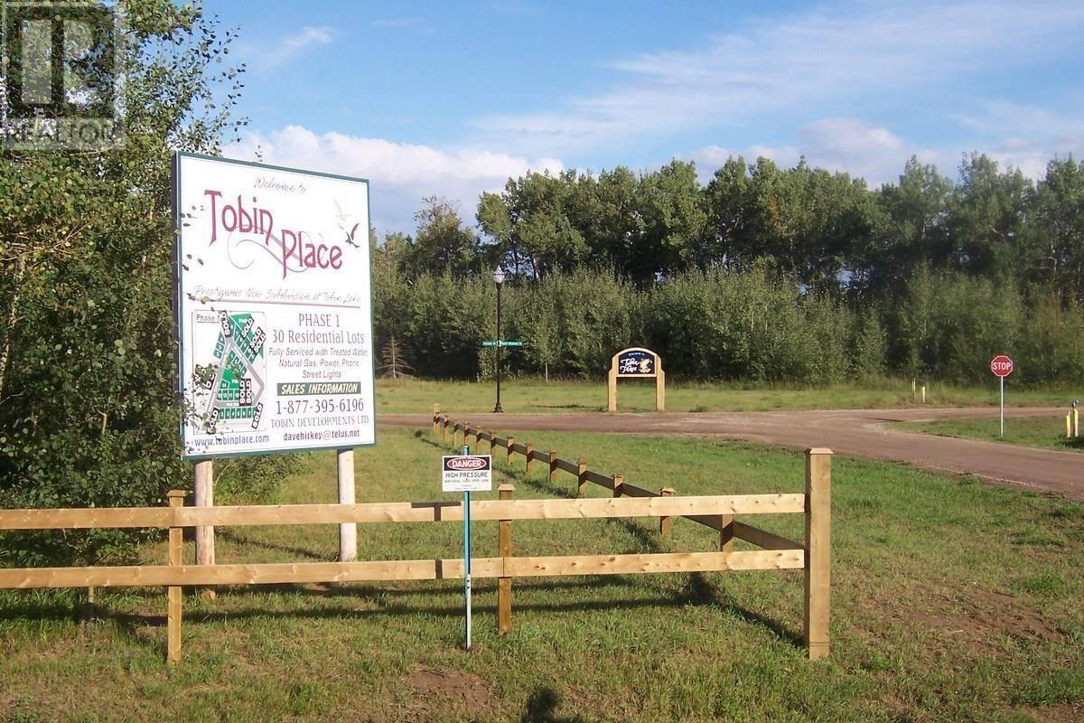 Home for sale at  Lot T Dr Tobin Lake Saskatchewan - MLS: SK761942