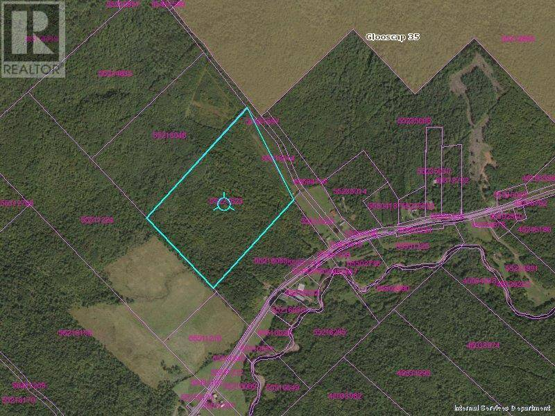 Residential property for sale at  Telegraph Rd Unit Lot Bishopville Nova Scotia - MLS: 201908003