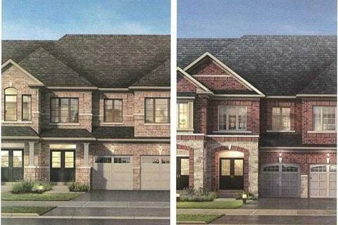 Townhouse for sale at Lot U5 Adventura Rd Brampton Ontario - MLS: W4703935