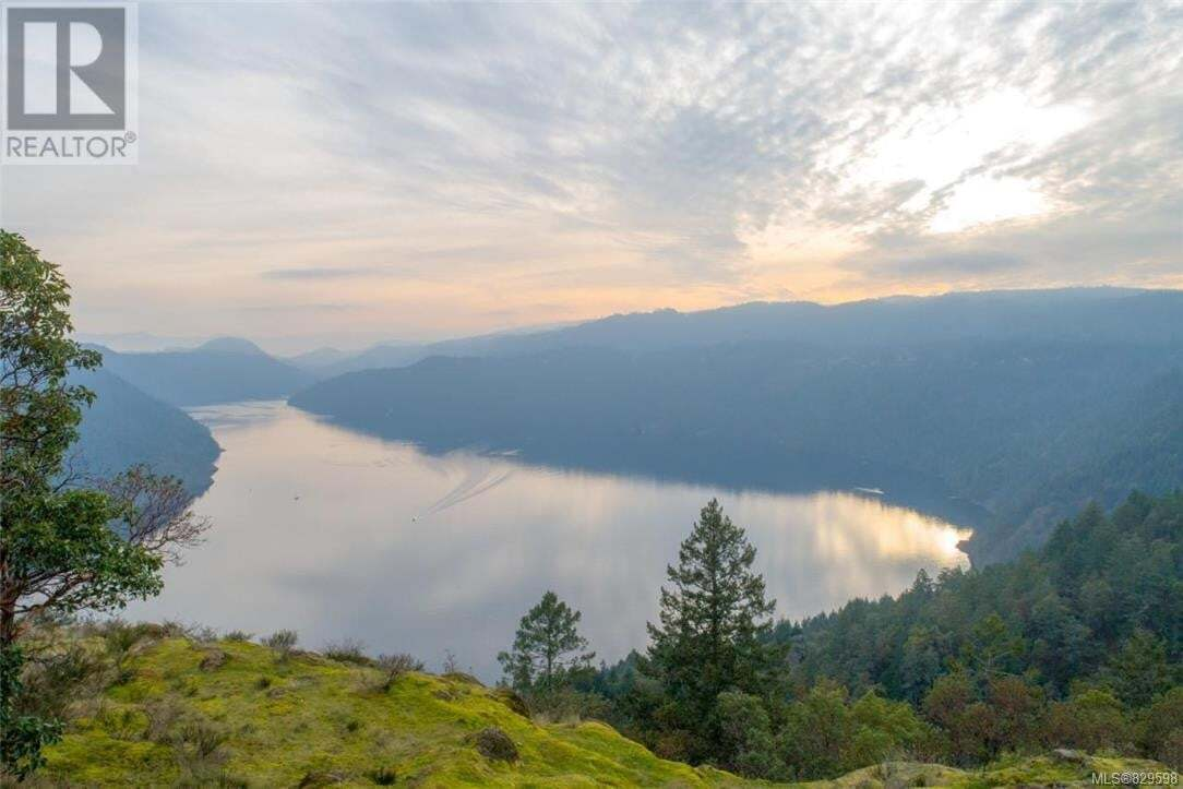 Home for sale at DL130 Trans Canada Hwy Unit LOT1 Malahat British Columbia - MLS: 829598