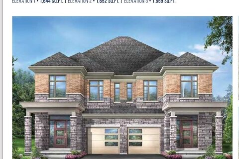 Townhouse for sale at Lot113R Skinner Rd Hamilton Ontario - MLS: X5083229