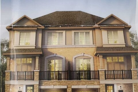 Townhouse for sale at Lot39 Hashmi Pl Brampton Ontario - MLS: W5081599