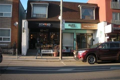 Commercial property for lease at 102 Harbord St Apartment Lower Toronto Ontario - MLS: C4461878