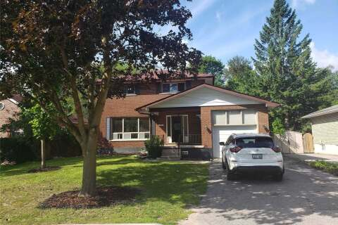 House for rent at 106 Eccles St Unit Lower Barrie Ontario - MLS: S4889378