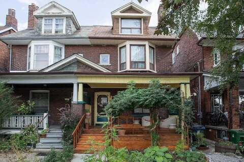 Townhouse for rent at 11 Pauline Ave Unit Lower Toronto Ontario - MLS: W4772891