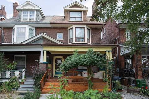 Townhouse for rent at 11 Pauline Ave Unit Lower Toronto Ontario - MLS: W4645531