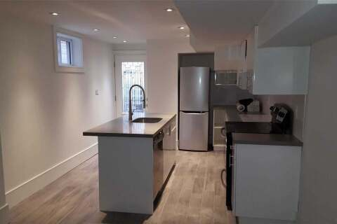 Townhouse for rent at 111 Boston Ave Unit Lower Toronto Ontario - MLS: E4812016