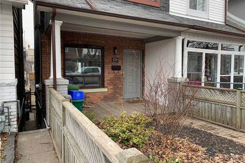 Townhouse for rent at 116 Roseheath Ave Unit Lower Toronto Ontario - MLS: E4728568