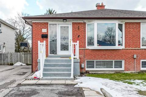Townhouse for rent at 1166 Shadeland Dr Unit Lower Mississauga Ontario - MLS: W4668736